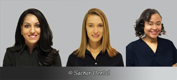 Sachar Dental NYC dental hygienists