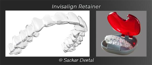Dentist NYC invisalign retainer
