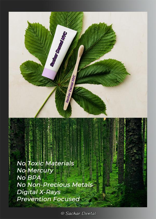 Dentist NYC - Mercury Free Dentistry