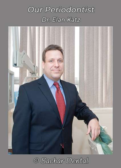 Picture of Dr. Elan Katz periodontal specialist