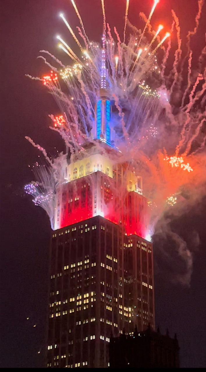 ESB Fireworks